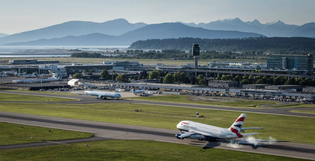 Here's what one year at YVR looks like, by the numbers