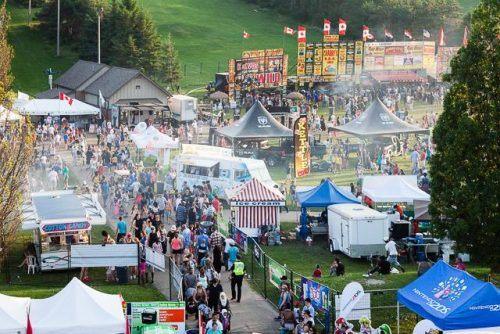 toronto Rib Fest food events