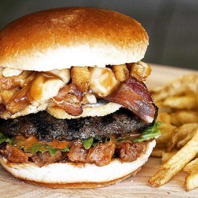shamrock burger