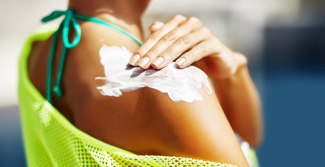 Report: These are all of the sunscreens officially approved by Health Canada