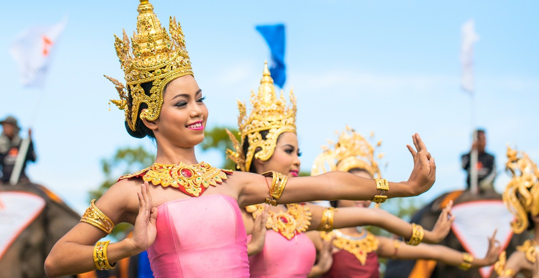 A FREE Thai festival is happening in Vancouver this weekend