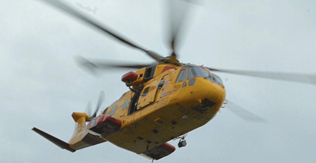 Rescue crews searching for two missing hikers in Lions Bay