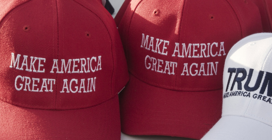 Vancouver restaurant manager fired for refusing service to customer wearing Trump hat