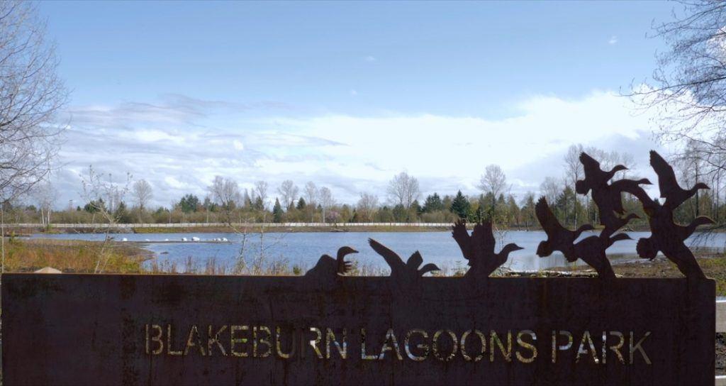 Blakeburn Lagoons Park Port Coquitlam
