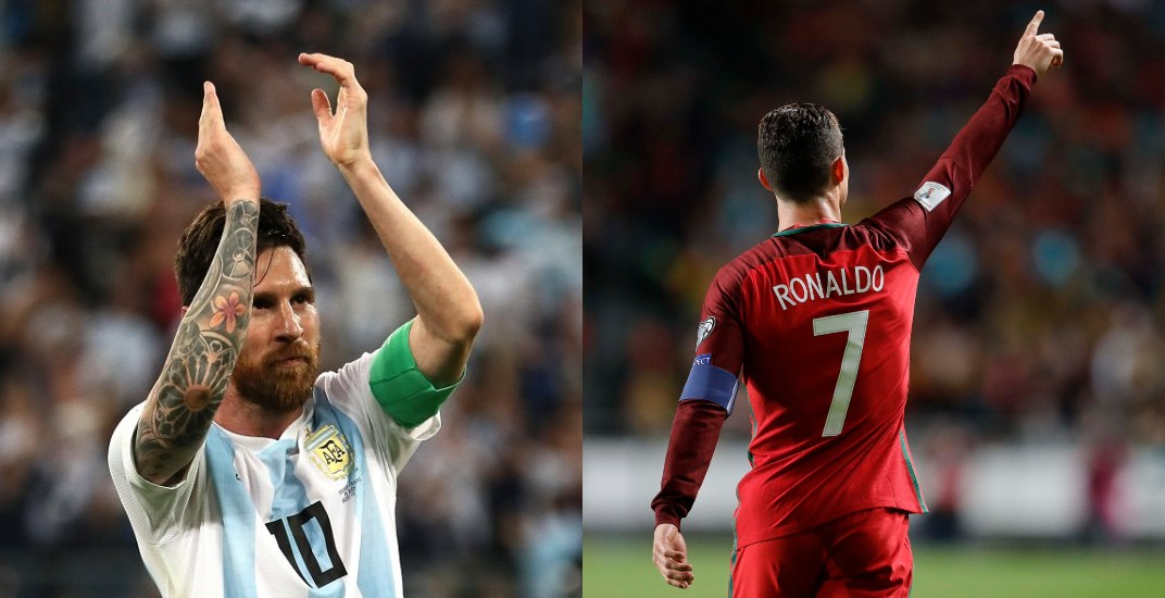 World Cup Report: Messi and Ronaldo are going home