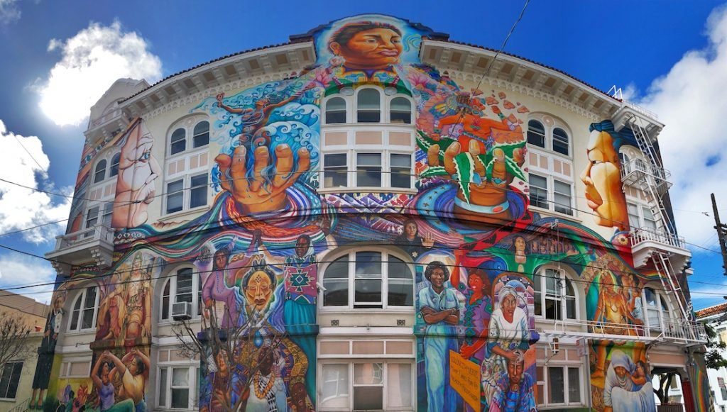 maestrapeace women's building San Francisco