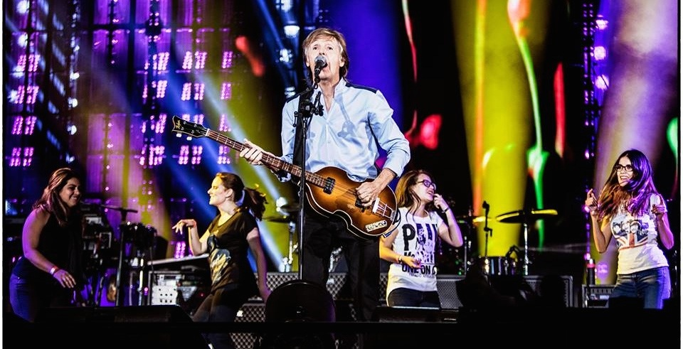 Paul McCartney will be performing in Montreal this fall