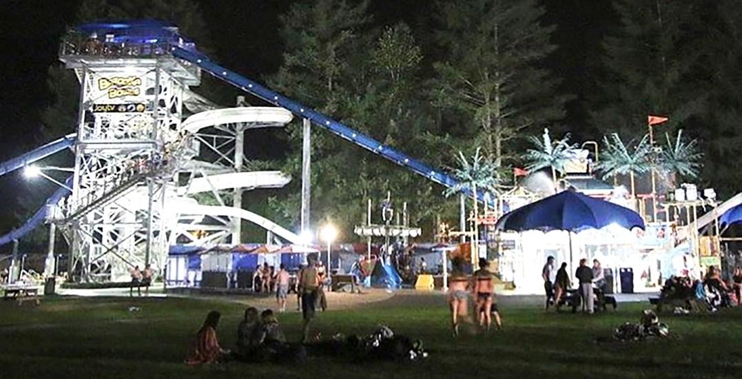 Midnight slide