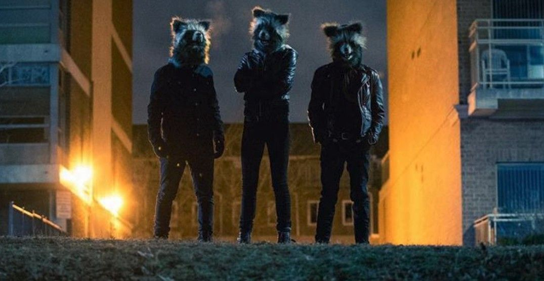There is now a music video dedicated to Toronto's pesky raccoons... and it's terrifying