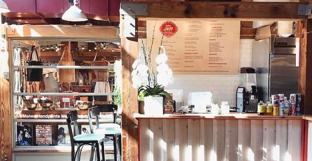 Sen Pad Thai to relocate from the Net Loft on Granville Island