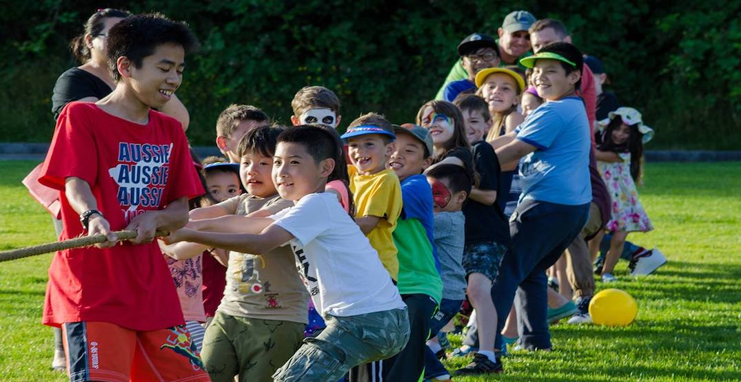 Enjoy free family events during Coquitlam's Neighbourhood Nights series this summer