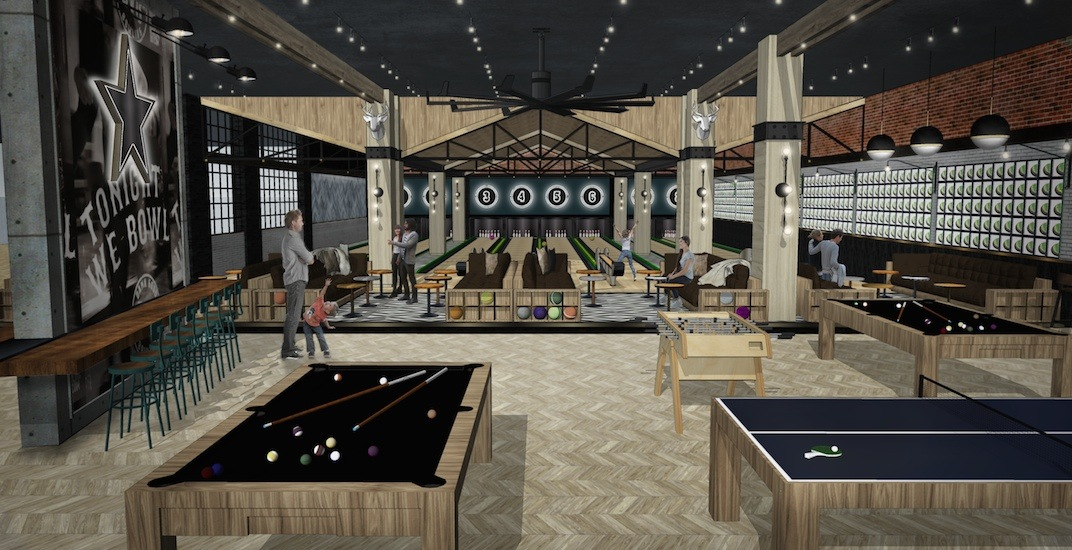 New bowling alley with 600-seat bar and restaurant proposed for Whistler Village