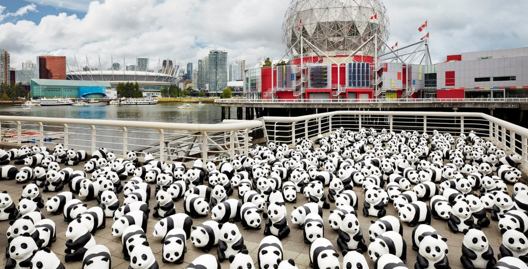 Win a $500 gift card for Metropolis at Metrotown to celebrate 1600 Pandas + World Tour