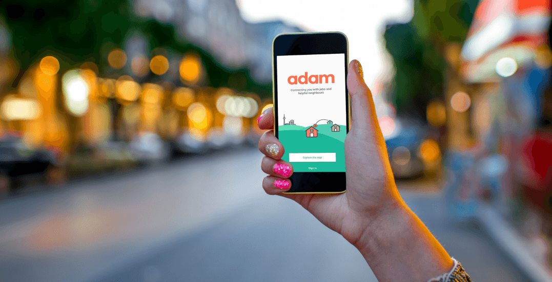 Adam Helps is the app that could solve all your everyday task woes