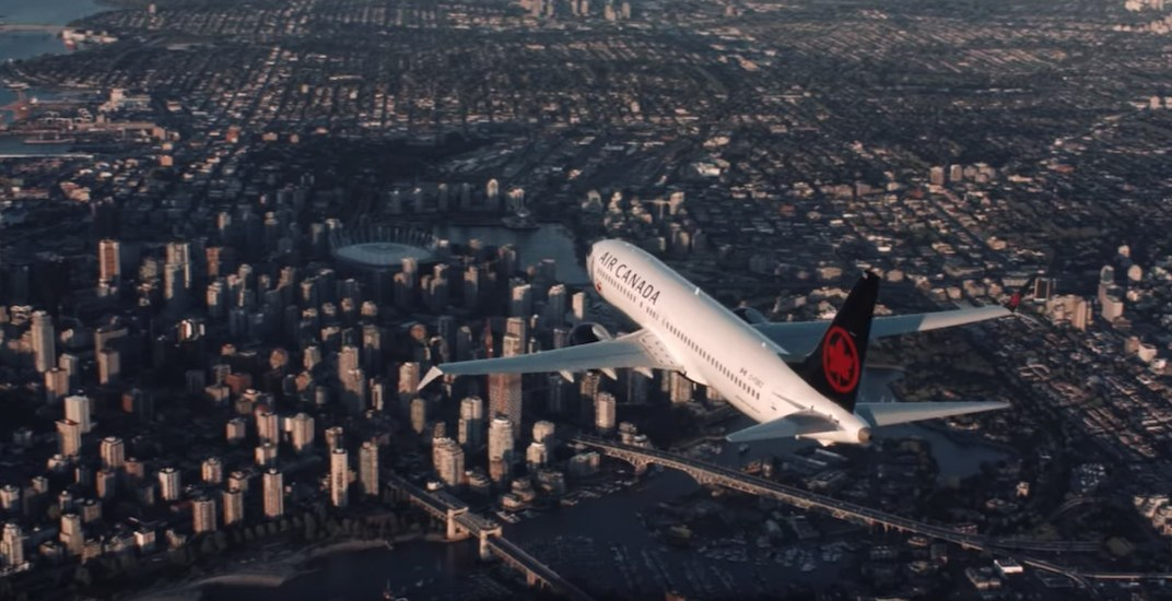 Vancouver International Airport has some of North America's busiest airline routes