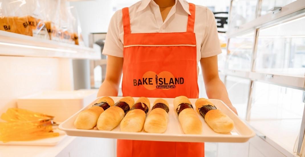 Bake island