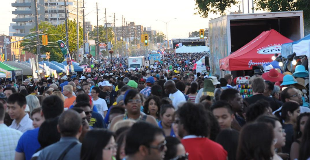 Every major road closure in Toronto this weekend: July 6 to 8