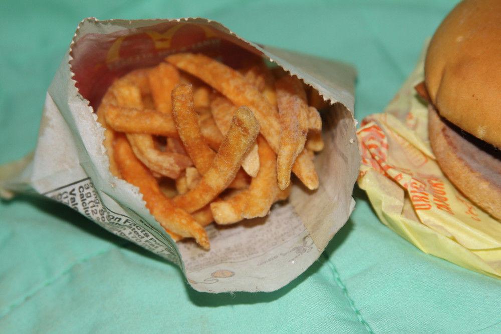 old McDonald's