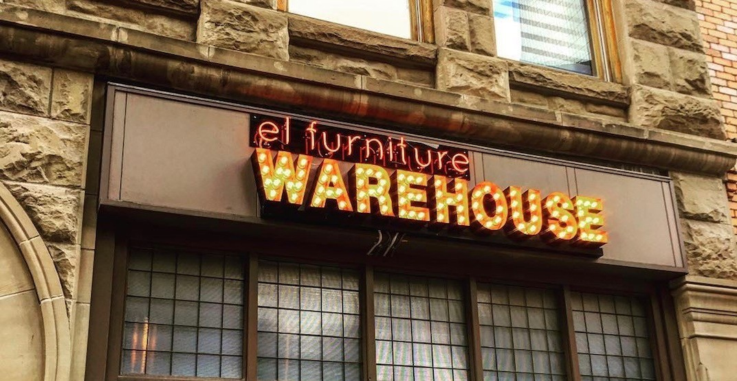 Ultra Cheap El Furniture Warehouse Restaurant Opens In