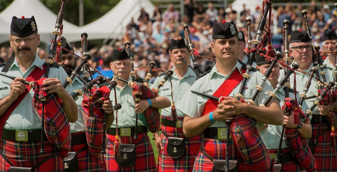 A giant Scottish festival is returning to Montreal on August 4