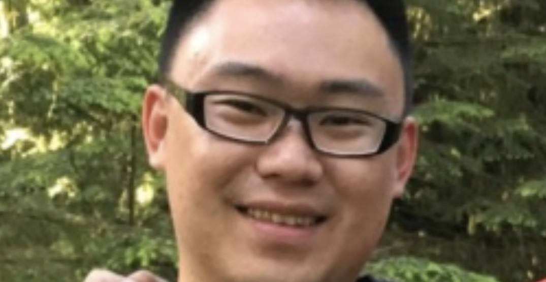 Burnaby RCMP 'concerned' for wellbeing of missing 24-year-old man