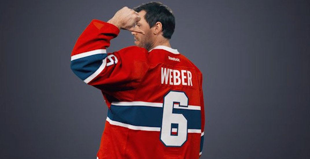 Canadiens fans are having some strong (and hilarious) reactions to Weber's injury