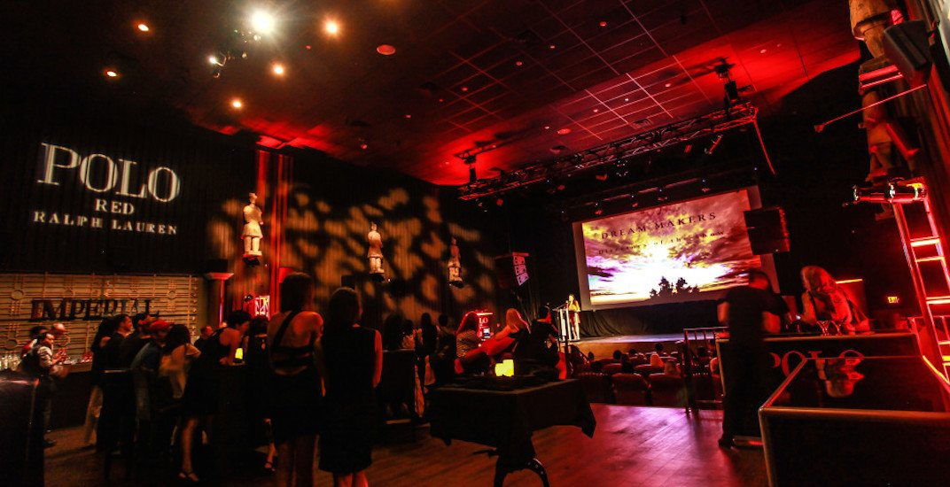 Imperial Vancouver purchased by Canadian entertainment venue chain