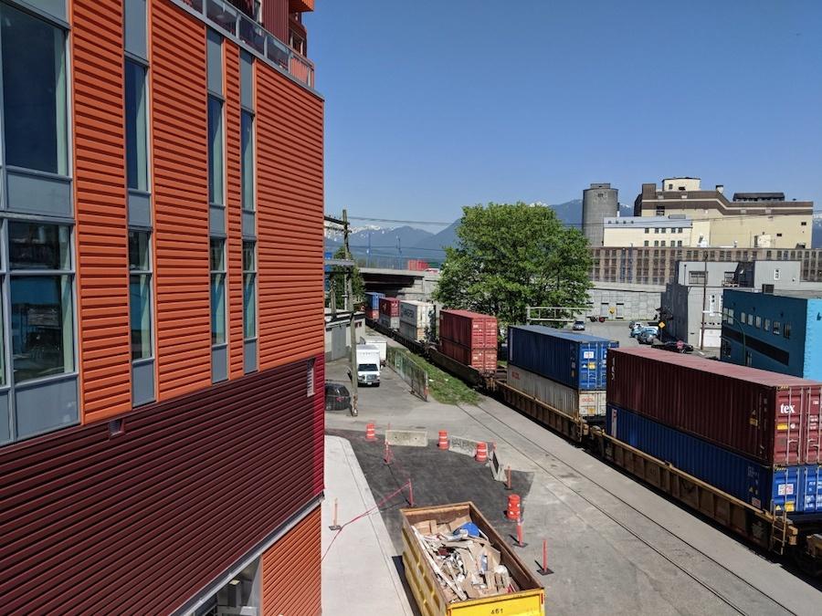 Strathcona Village Vancouver