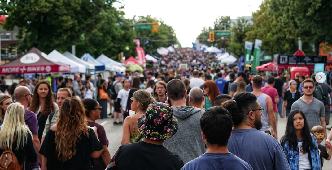 Vancouverites descend on Kitsilano for Khatsahlano's summer bliss (PHOTOS)