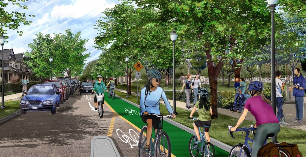 Greenway for cycling and walking proposed for East Vancouver