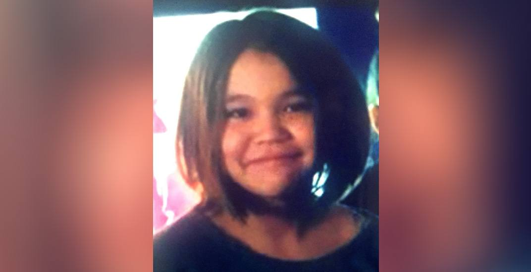 UPDATED: Vancouver Police searching for missing 10-year-old girl