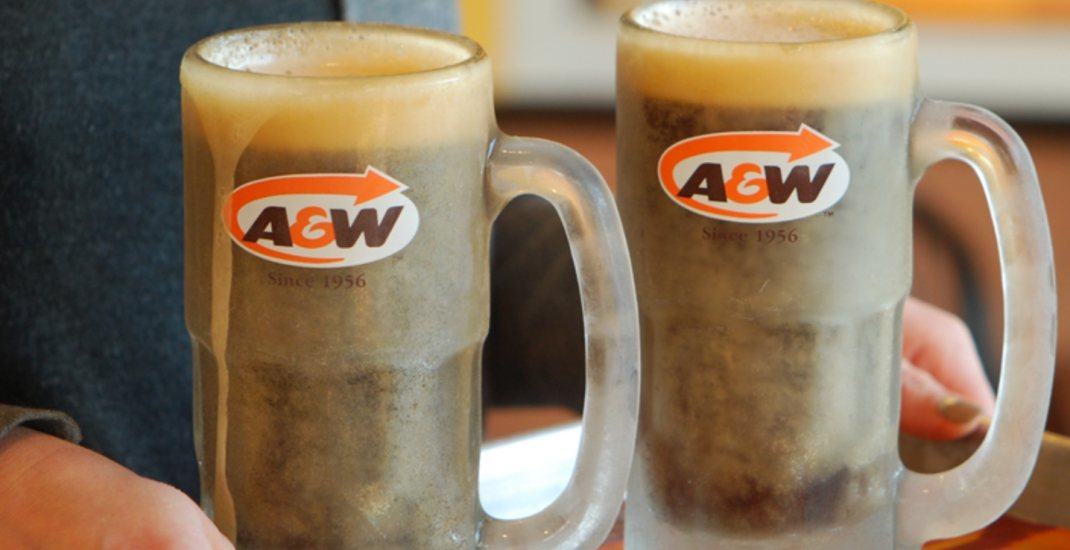 A&W is giving away FREE root beer across Canada on July 20