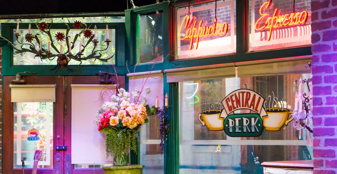 Toronto's Friends-themed Central Perk Cafe is set to open this month