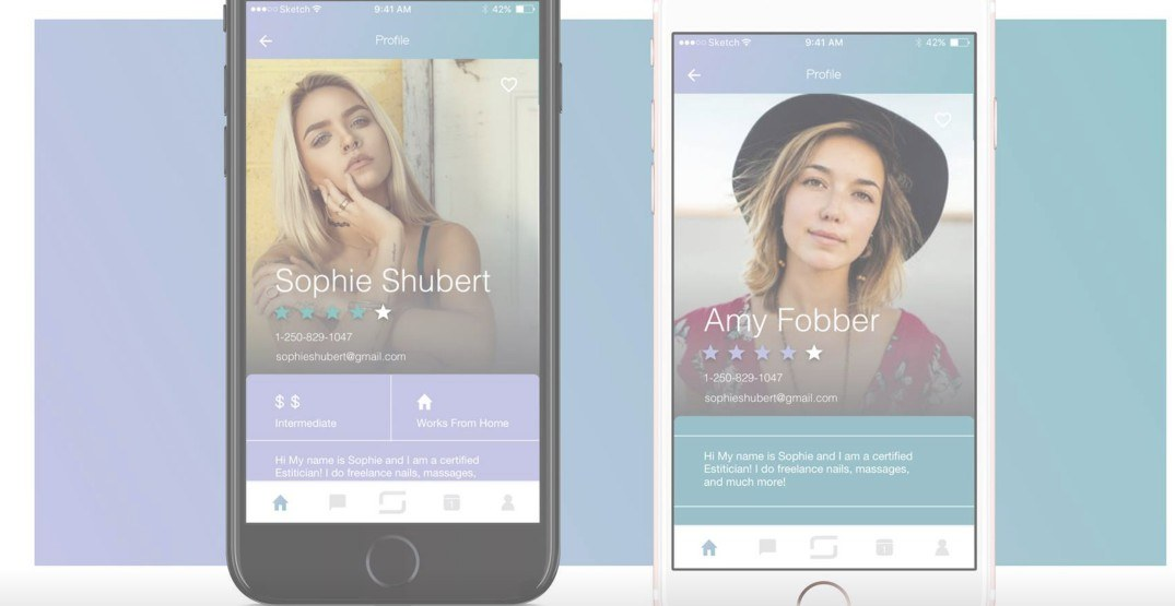 Vancouver-based SPAAH app brings users 'on-demand' beauty services