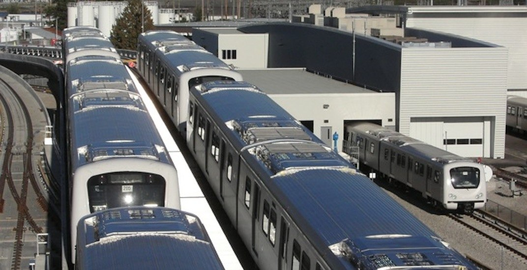 Relief is coming: First new Canada Line trains to arrive this summer