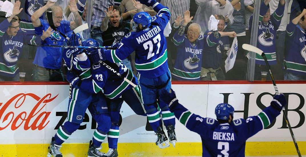 Here's what every member of the 2011 Vancouver Canucks is up to now
