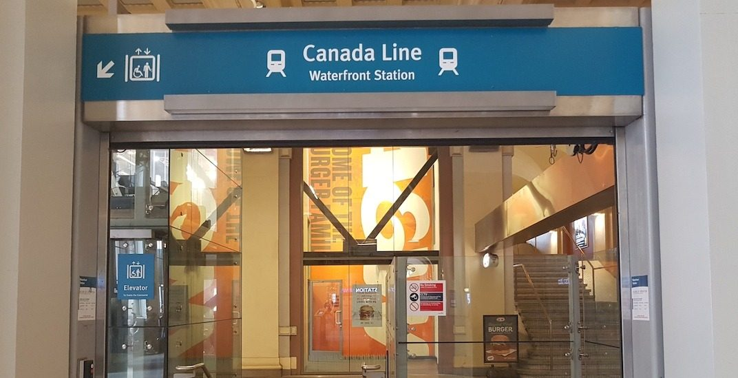 UPDATED: Medical emergency at Olympic Village causes three hour Canada Line delay