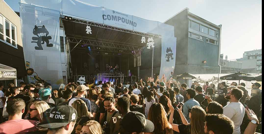 The 2nd annual Monstercat Compound block party returns to Railtown this summer
