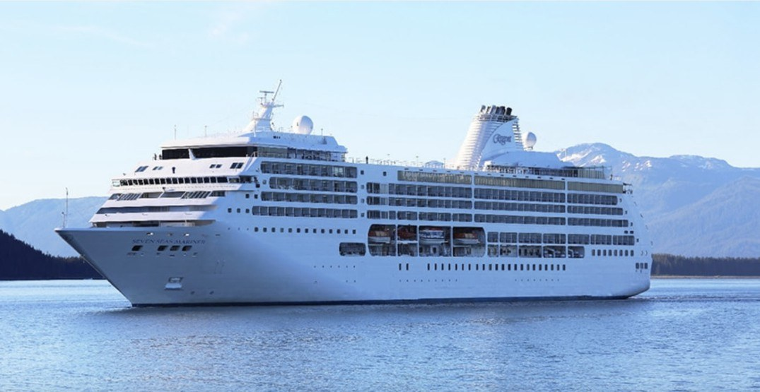 Crews search for man who went overboard on cruise ship returning to Vancouver