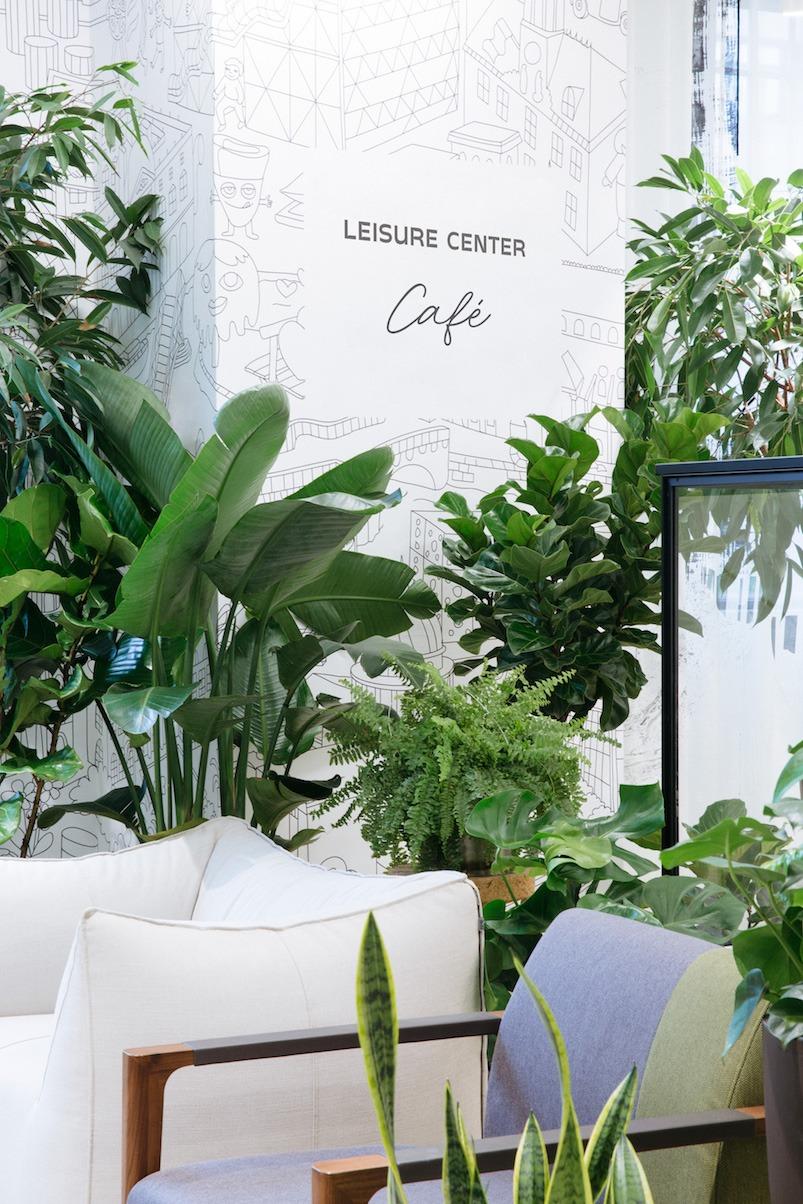 Leisure Center Café