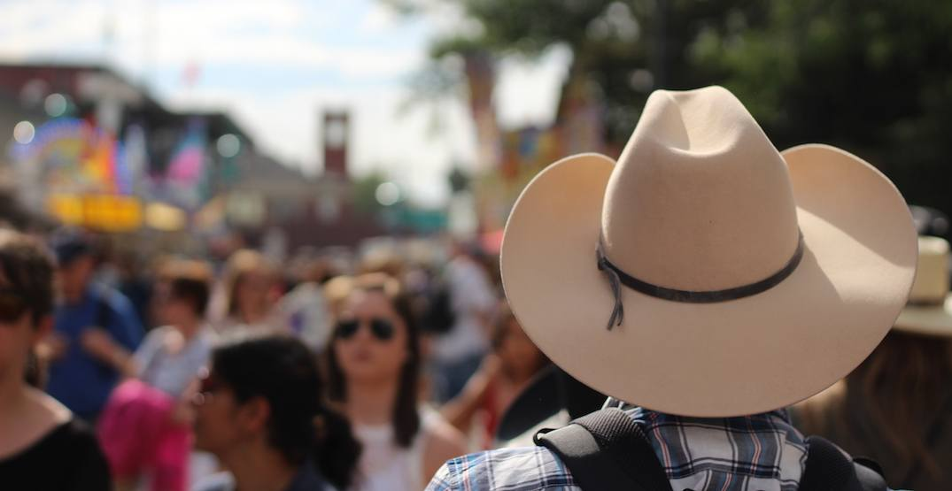 2019 Stampede saw the 2nd-most attendance ever with over 1.2 million visitors