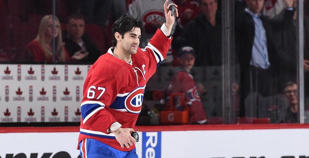 Canadiens fans shocked to wake up to Max Pacioretty trade news ... f92b4491f