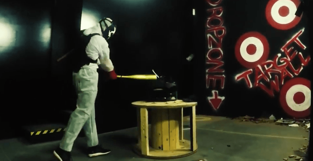 There's a new place to take your rage out in Metro Vancouver