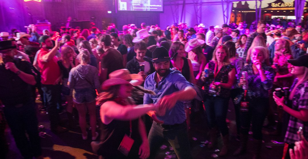 Experience: I spent 18 hours straight at the Calgary Stampede