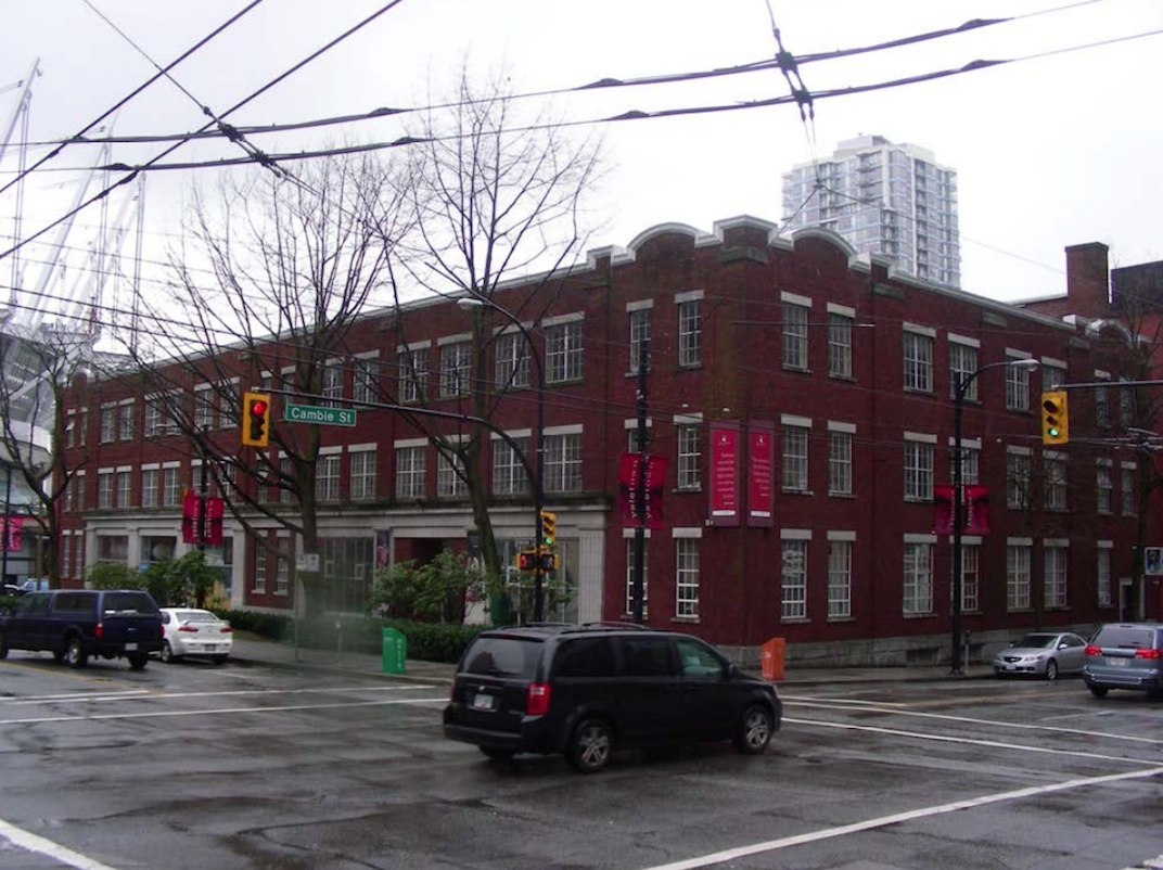 118-150 Robson Street, Vancouver