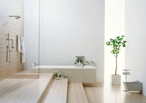 Bathroom / Feng Shui and Beyond