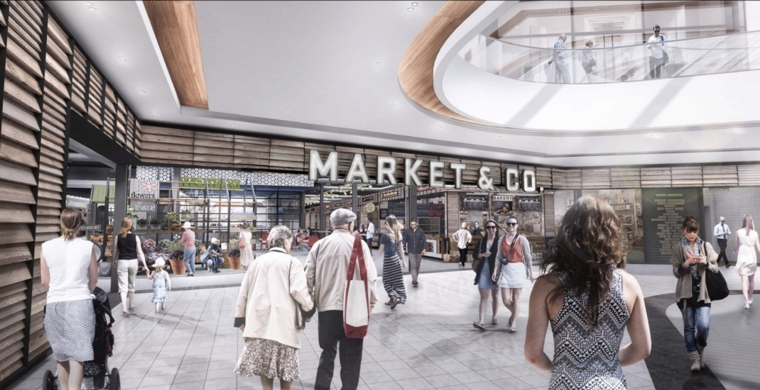 Toronto-area mall is unveiling a massive new food market this fall