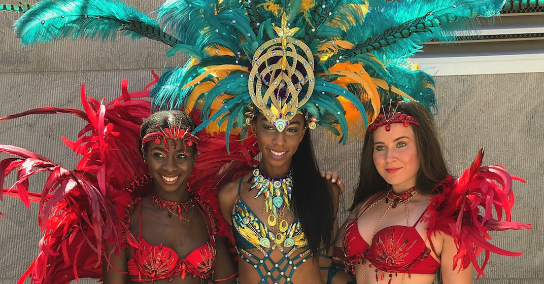 Toronto's Caribbean Carnival kicks off its 51st anniversary at Nathan Phillips Square (PHOTOS)