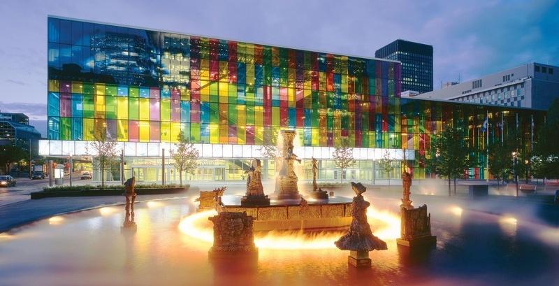 Palais des congr s de montr al montr al hosts more international
