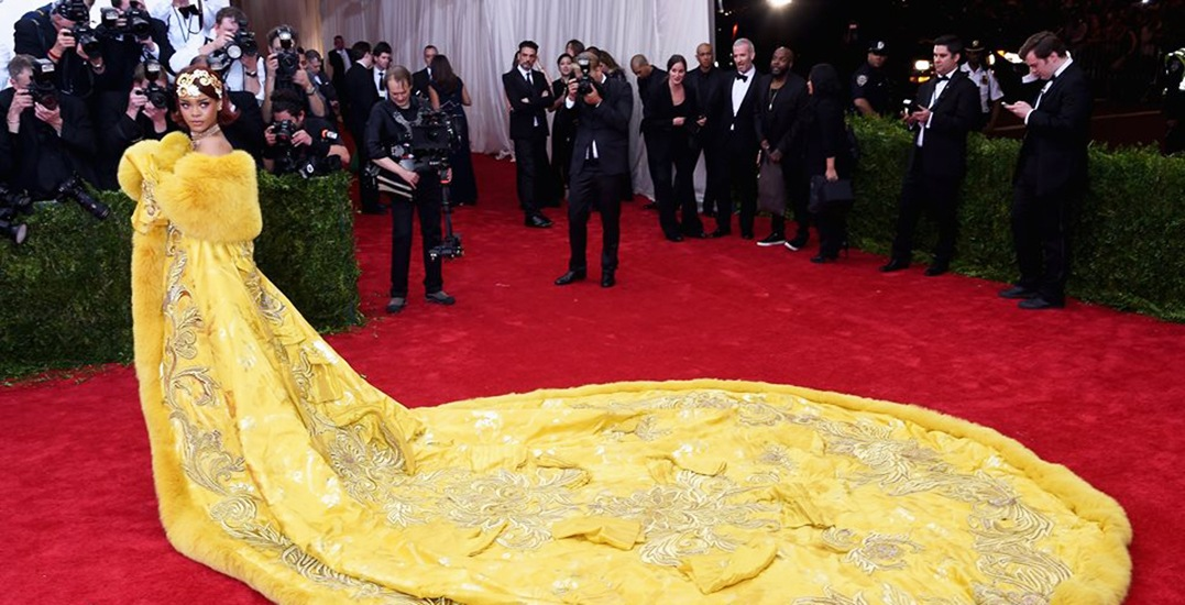 Designer behind Rihanna's famous yellow cape to be showcased at Vancouver Art Gallery this fall